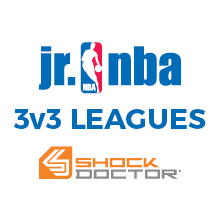 Jr. NBA 3v3 Leagues Shock Doctor
